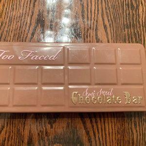 Too Faced Semi-Sweet Chocolate Bar Palette